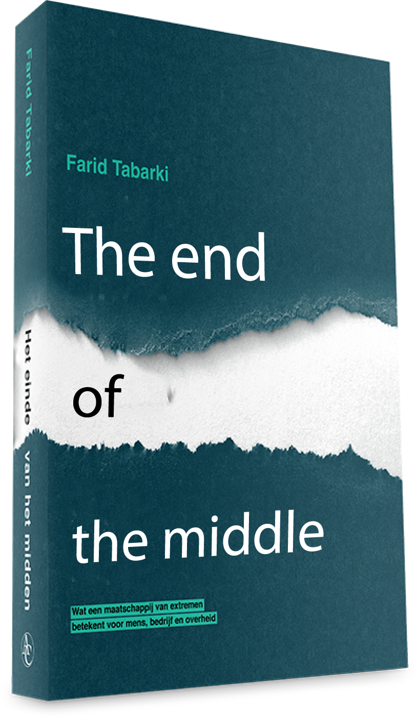 end of the middle